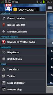 FOX 4 Kansas City Weather - screenshot thumbnail