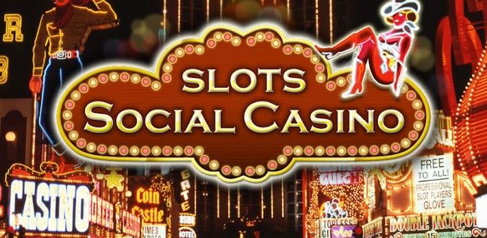 slots social casino online