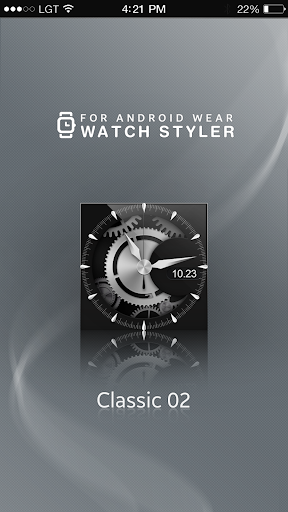玩工具App|Watch Face Android - Classic免費|APP試玩
