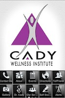 Screenshot of Cady Wellness Institute
