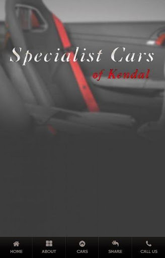 Specialist Cars Of Kendal