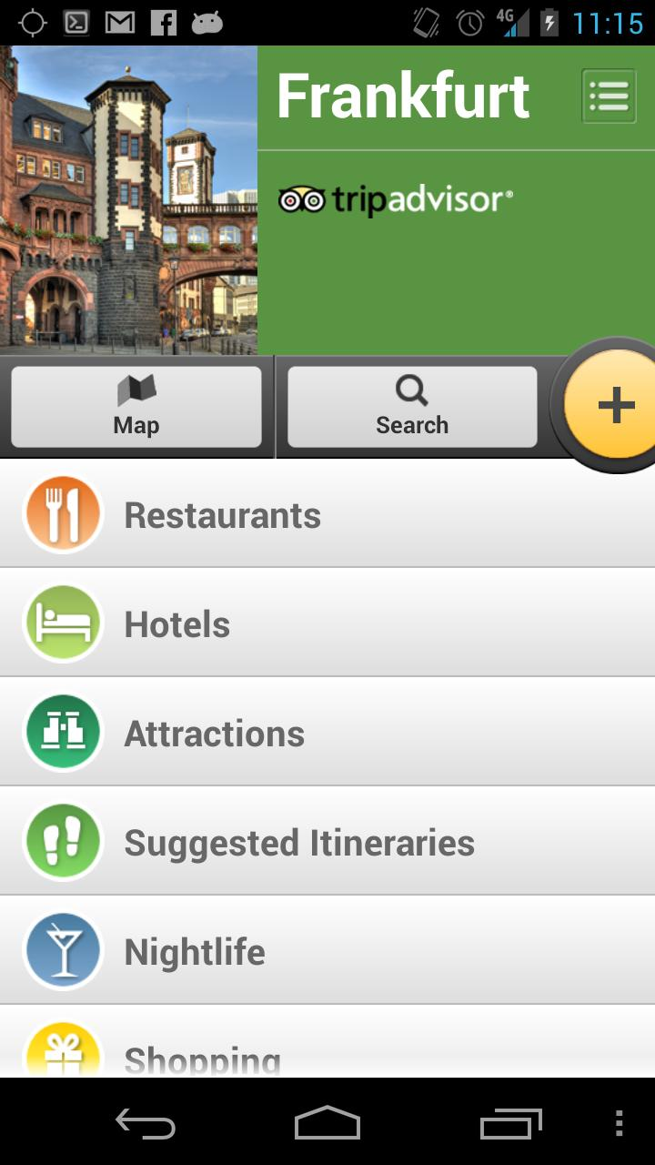 Frankfurt City Guide screenshot #1