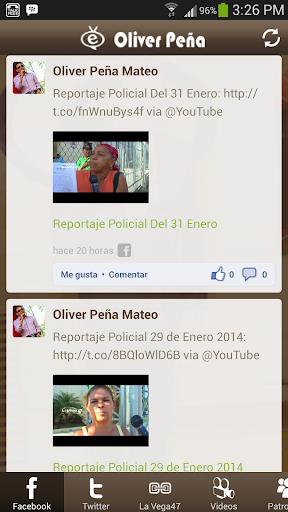 Oliver Peña