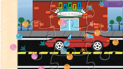 Kids Car Tractor Puzzles