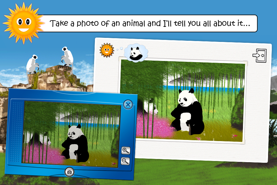 wildlife & farm animal for kid screenshot #2