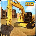 Sand Excavator Dump Truck Sim 1.0.2 Apk