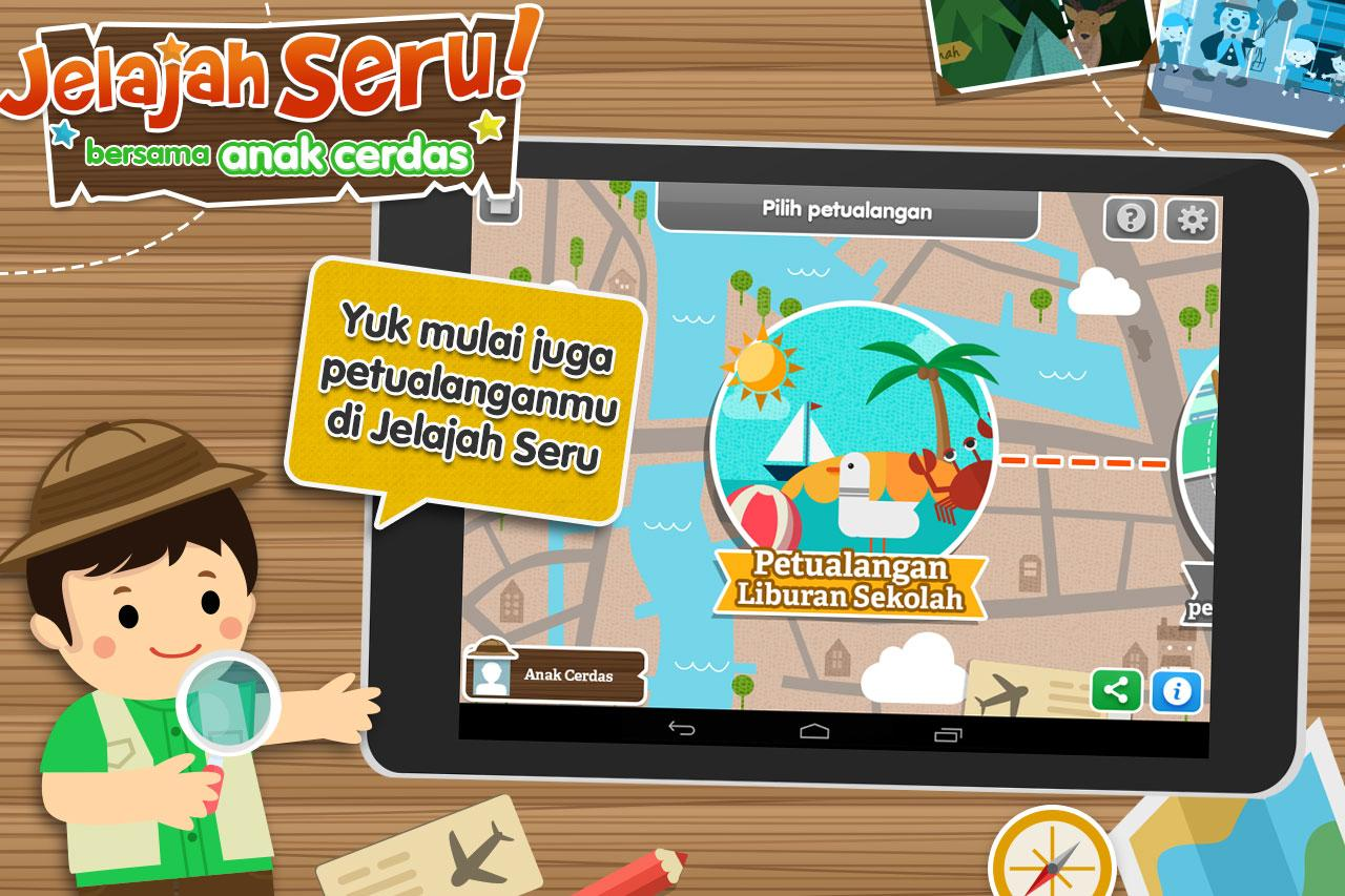 Anak Cerdas Android Apps On Google Play