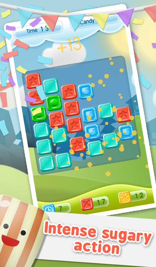 Candy Splash - screenshot