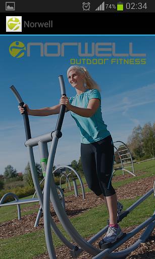 Norwell Senior fitness park
