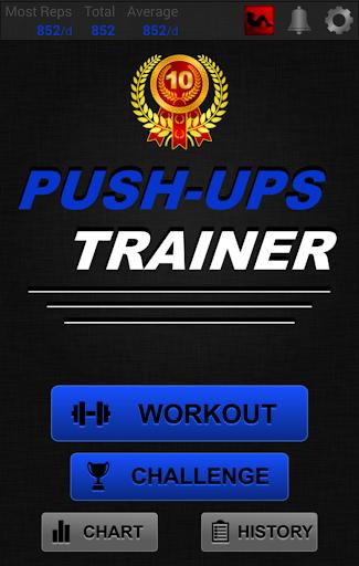 Push-ups Trainer