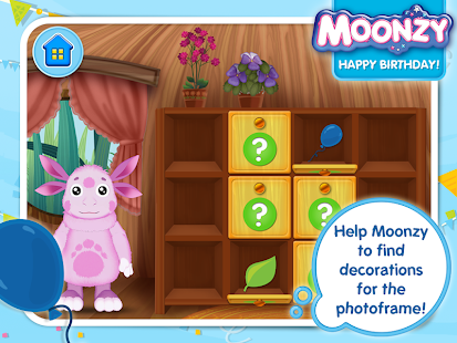 Moonzy. Happy Birthday! (demo)- screenshot thumbnail