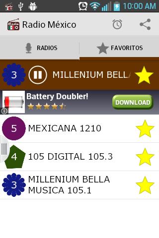 【免費音樂App】Radio Mexico Online-APP點子