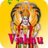 3D Lord Vishnu Live Wallpaper