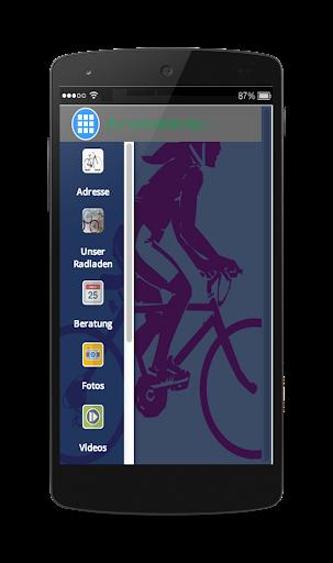 Fahrrad Geschäft
