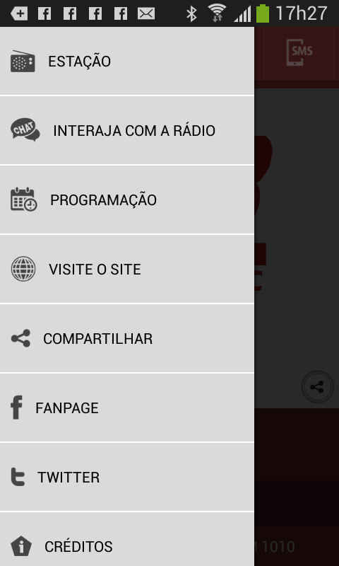 Rádio Bandeirantes AM 1010- screenshot