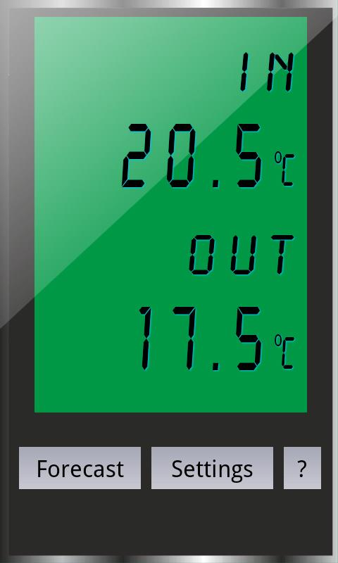 Thermometer Free- screenshot