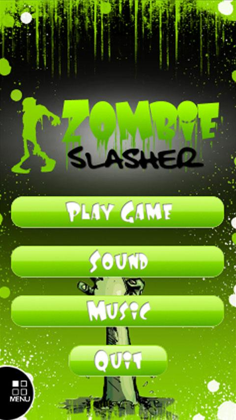 Zombie Slasher- screenshot