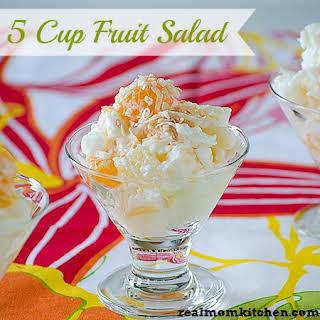 5-Cup Fruit Salad.