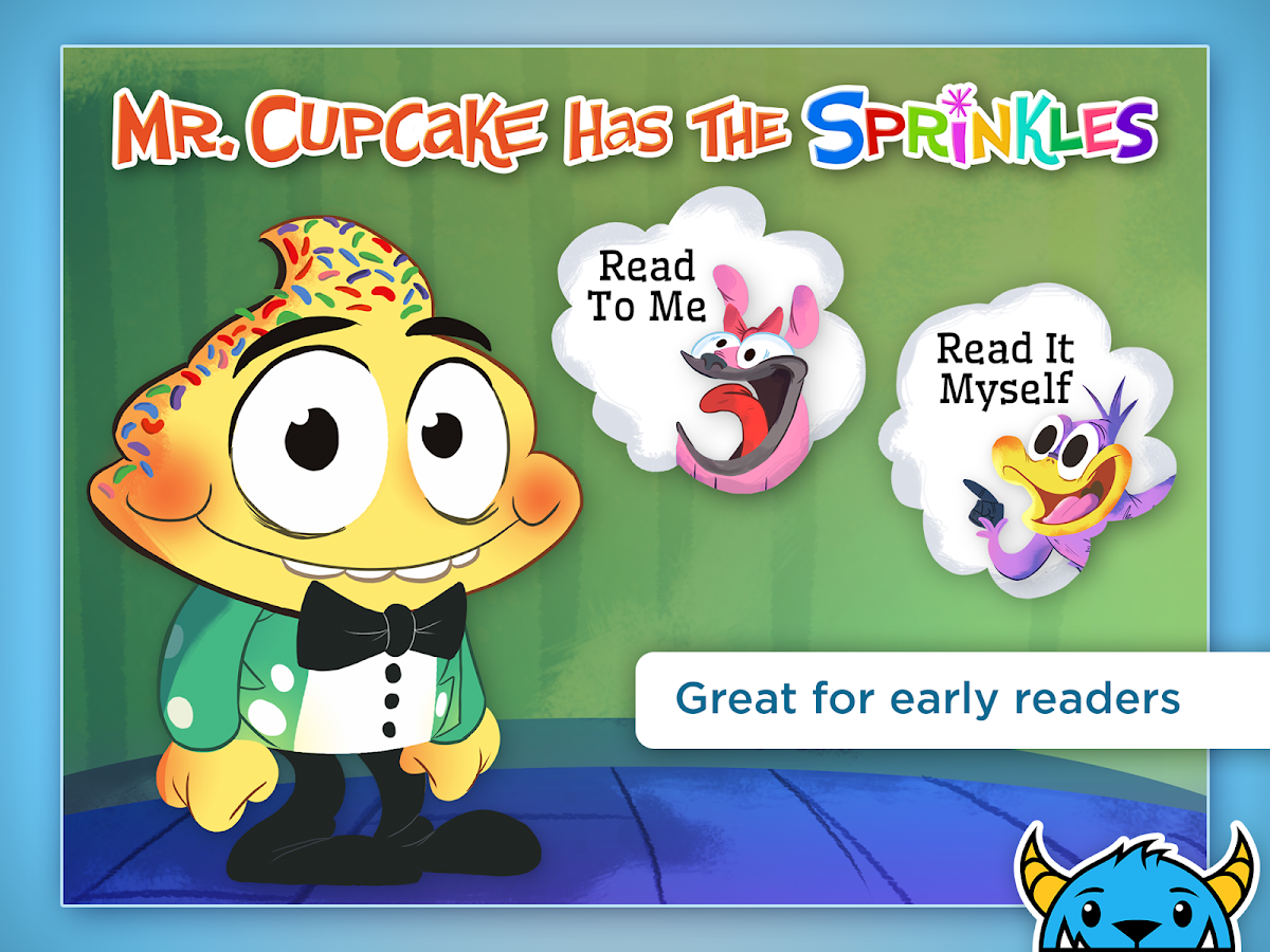Mr. Cupcake Has The Sprinkles- screenshot
