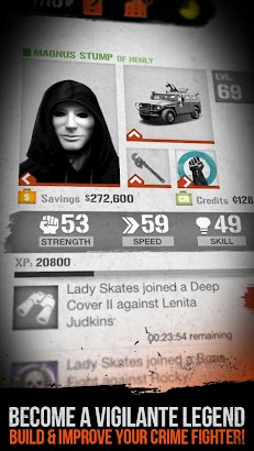 Vigilante: Speak for the Dead- screenshot thumbnail
