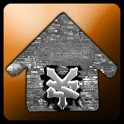 Orange ADW Theme icon