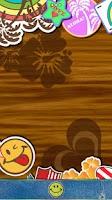 Screenshot of Surf Stickers(3days free)