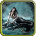 Puzzi Mermaid puzzles in HD icon