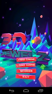 Jewelz 3D - screenshot thumbnail