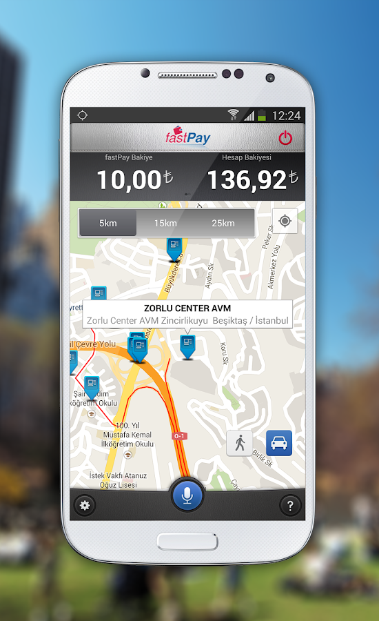 fastPay - screenshot