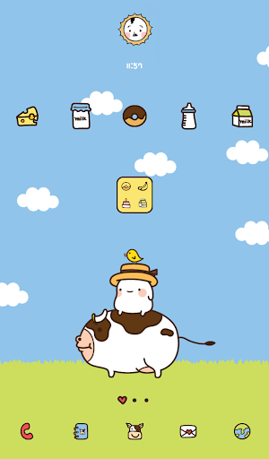 eggmong feelsogood dodol theme