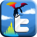 DragonTweet RPG-style-Twitter icon
