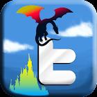 ドラゴンツイート - レトロRPG風Twitterアプリ icon