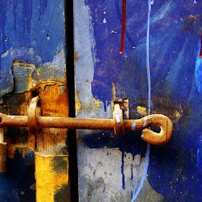 locking system by Stojiljkovic  Zoran - Artistic Objects Other Objects