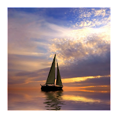 3D sailing boat HD wallpaper