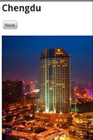 Screenshot of China Image Gallery