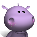 Talking Baby Hippo icon