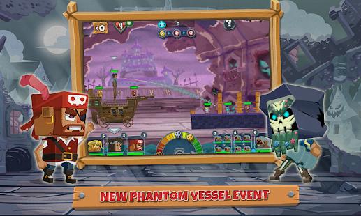 Pirate Bash - screenshot thumbnail
