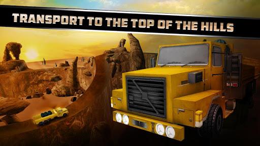 Hill Transporter 3D