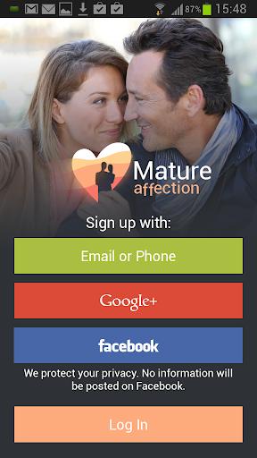 MatureAffection: 40+ Dating
