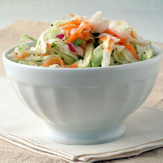 Sweet Cabbage Salad.