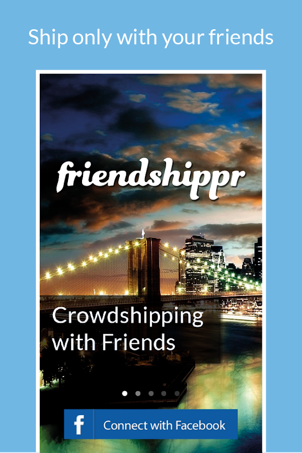 Friendshippr - screenshot