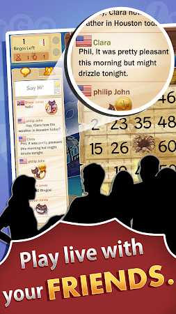 BINGO Club - FREE Online Bingo 2.5.5 screenshot 435779
