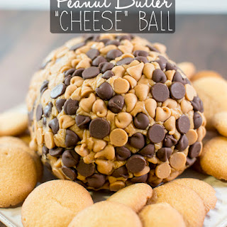 "Peanut Butter ""Cheese"" Ball"