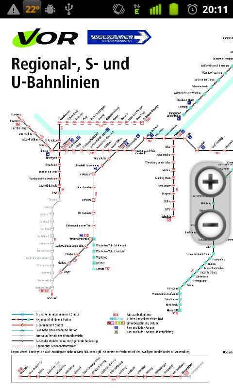 Vienna Subway- screenshot