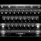 Tema de teclado Dusk BW icon