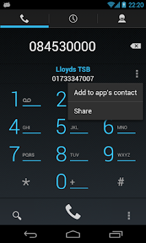 0870 0844 0800 Free Call APK screenshot thumbnail 2