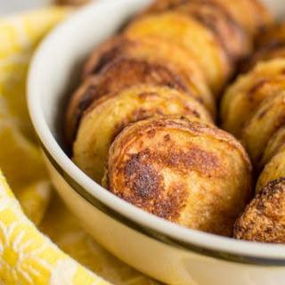 Spicy Crispy Roasted Potatoes