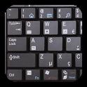 P1 Keyboard icon
