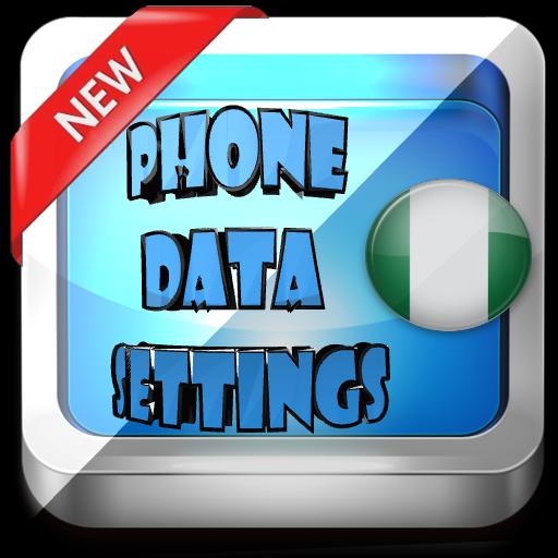 Nigeria Phone Data Settings