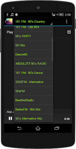 Download Best 90s Music RADIO Google Play softwares - aeJjonFjIJSX